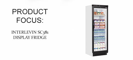 Product Focus: Interlevin SC381 Upright Display