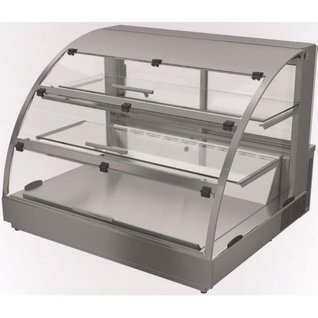 countertop bakery non igoodcake cabinet small cases refrigerated rectangular case display glass en countertops