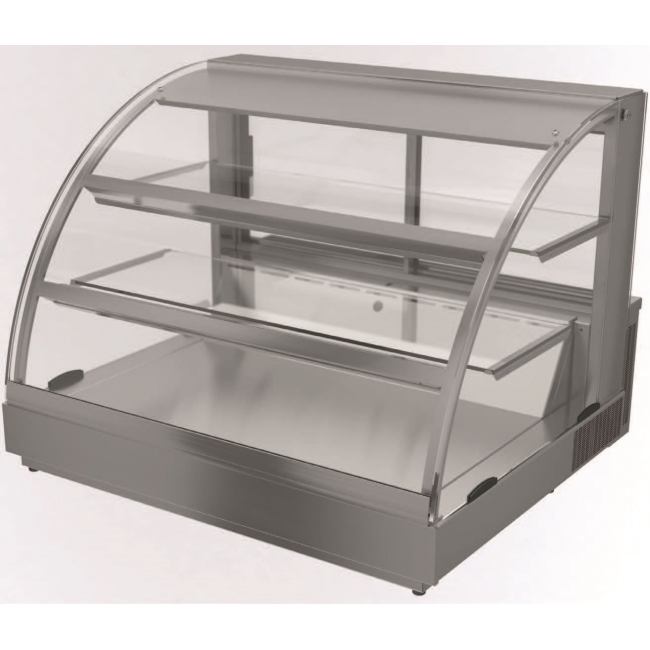 Counterline Vision VCCT2 Assisted Service Chilled Countertop - Counter ...