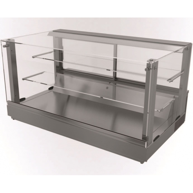 Counterline SVCCT3 Square Chilled Countertop For Assisted Service