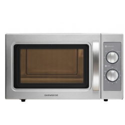 Daewoo KOM9M25 1100w Light Duty Manual Control Commercial Microwave