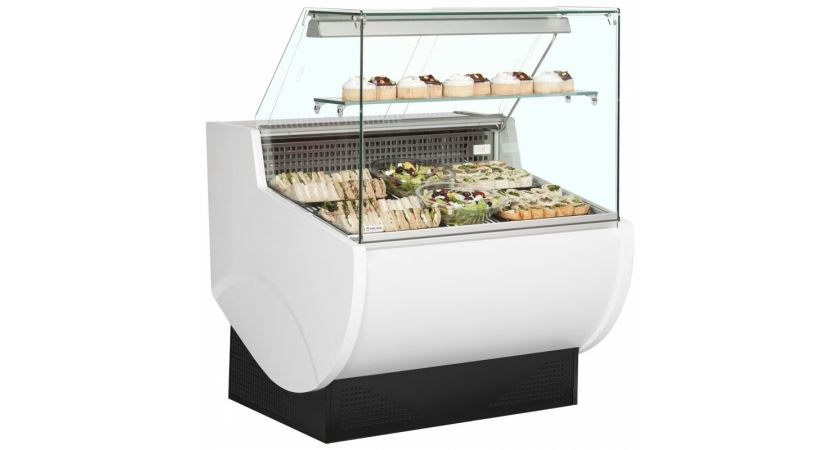 Frilixa Vista II 15F 1.5m Flat Glass Serve Over