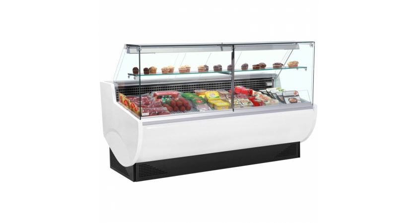 Frilixa Vista II 30F 3.0m Flat Glass Serve Over