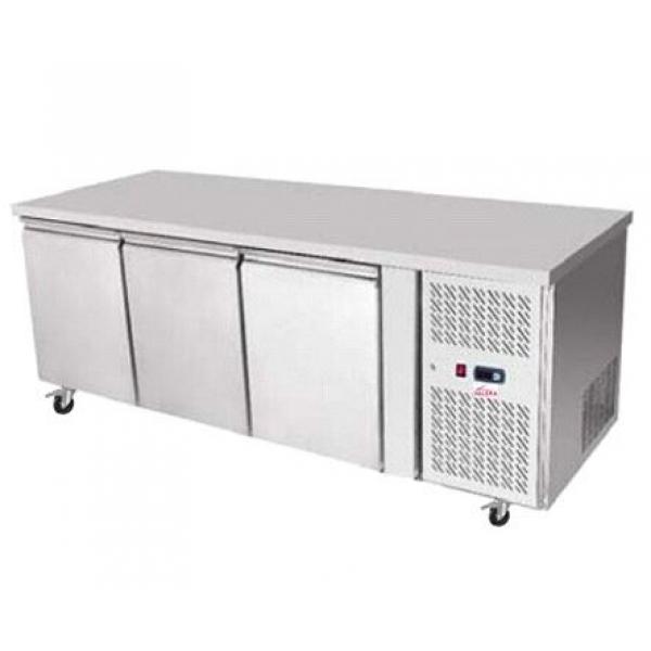 Valera C73-TN 1/1 GN Three Door Worktable Counter