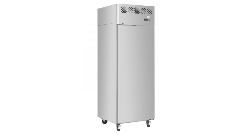 Interlevin CAF410 Single Door Upright Freezer