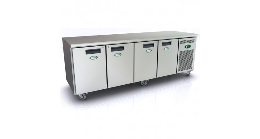 Genfrost Gen4160H 4 Door Counter