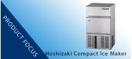Product Focus: Hoshizaki Compact Ice Maker