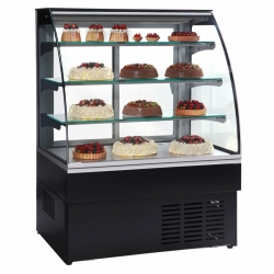 Trimco Zurich 100 1.0m Pastry Display Fridge