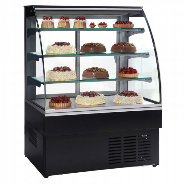 Trimco Zurich 100 Pastry Display