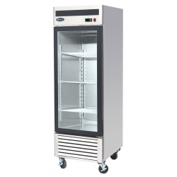 Atosa MCF8705 Single Glass Door Display Fridge