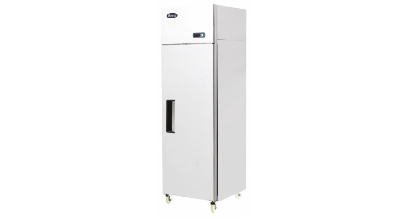Atosa YBF9207 Single Door Upright Stainless Steel Single Door Freezer