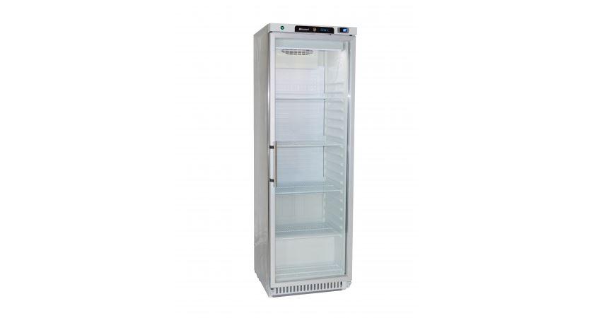 Blizzard HG400SS Glass Door Refrigerator