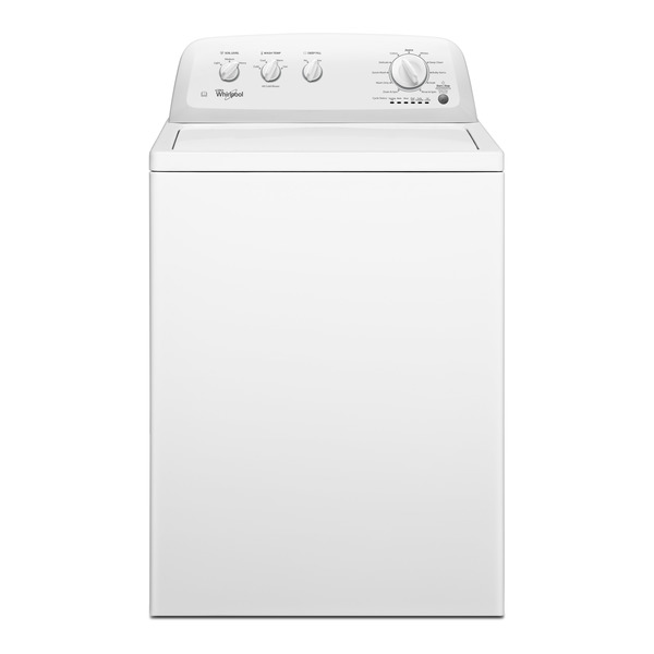 Whirlpool 3LWTW4705FW Top Loading Washer