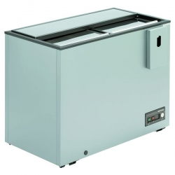 Arcaboa Alfa 1100 1.1m Sliding Top Bottle Cooler
