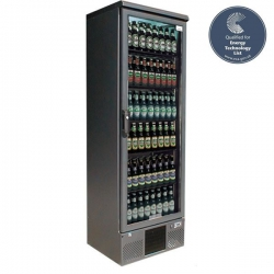 Gamko MG-300G Single Door Upright Bottle Cooler