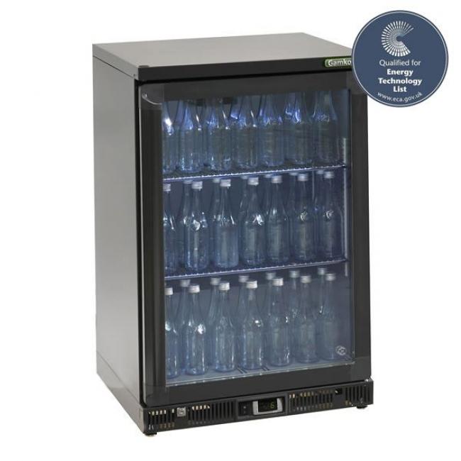 Gamko Mg2 150 Single Door Bottle Cooler Back Bar Fridges