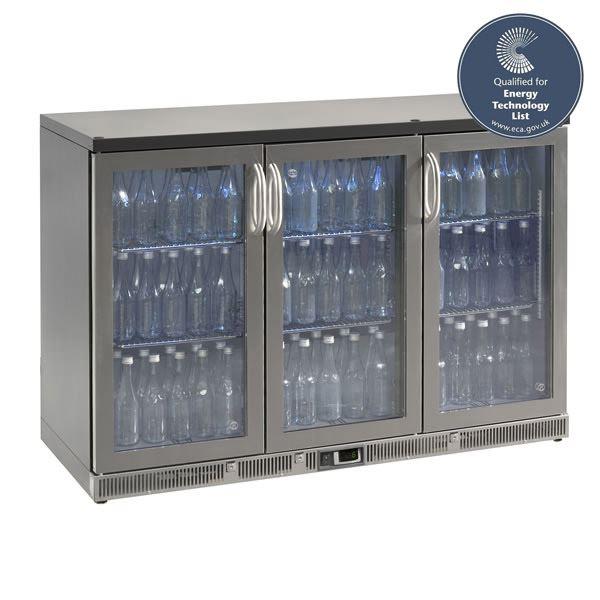 Gamko MG1-315CS Triple Door Bottle Cooler