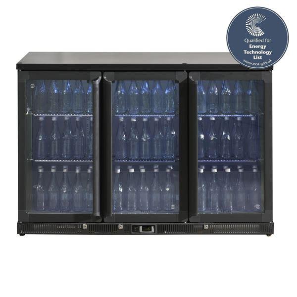 Gamko MG2-315G Triple Door Bottle Cooler
