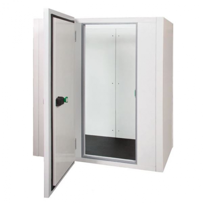 Coldkit Isark 2570mm Wide Cold Room With Floor Coldrooms And Walk In Fridges Corr Chilled
