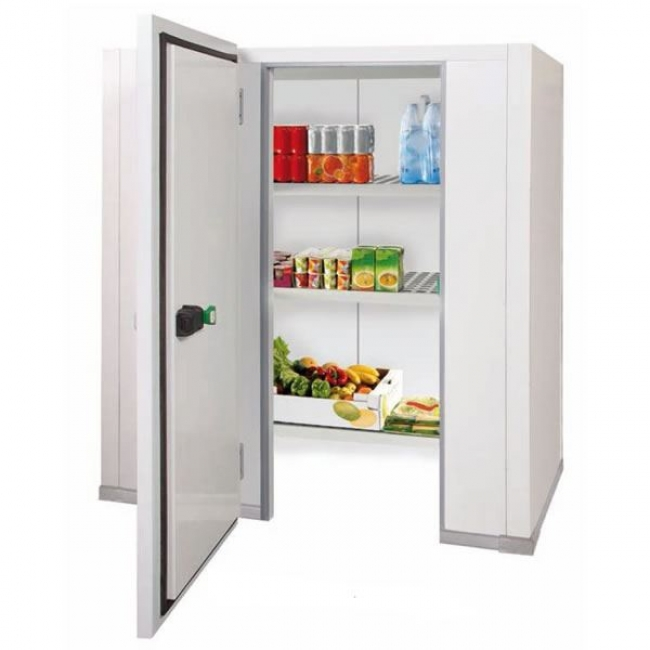 Coldkit Isark 1770mm Wide Coldroom Walk In Fridges Corr Chilled