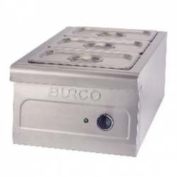 Burco CE384 Table Top Stainless Steel Bain Marie