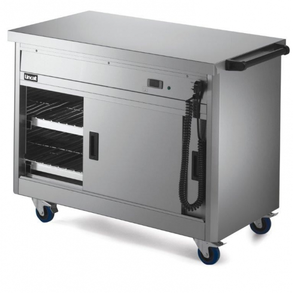 Lincat P6P3 Panther 670 Series Hot Cupboard with Plain Top