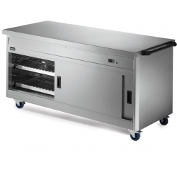 Lincat P8P5 1.8m Panther 800 Series Hot Cupboard with Plain Top