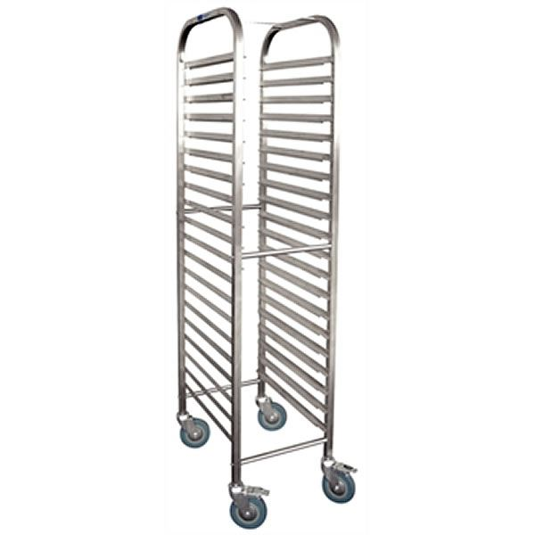 Vogue U376 Gastronorm 1/1 Racking Trolley
