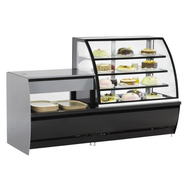 Norpe AIDA-PT-EA45 Ambient Packing Corner Table