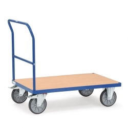 Platform Trolley Open End 500kg Capacity