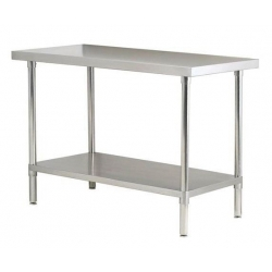 Empire Stainless Steel 900mm Centre Table