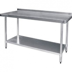 Empire Stainless Steel 900mm Wall Table
