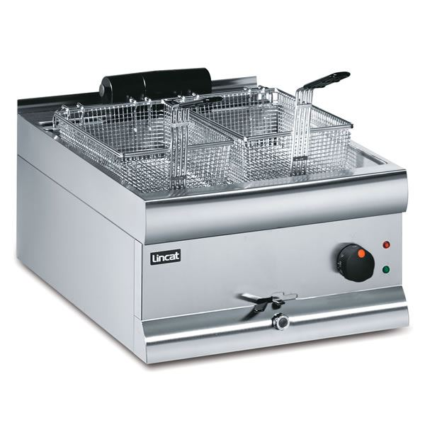 Lincat Silverlink DF49 Large Electric Counter Top Fryer