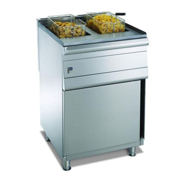 Parry PDGFP Free standing Twin Tank LPG Gas Fryer