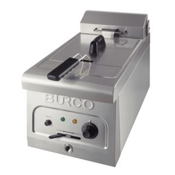 Burco 6ltr Electric Counter Top Fryer