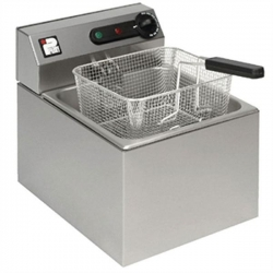Parry 2000 Countertop Single Electric Fryer