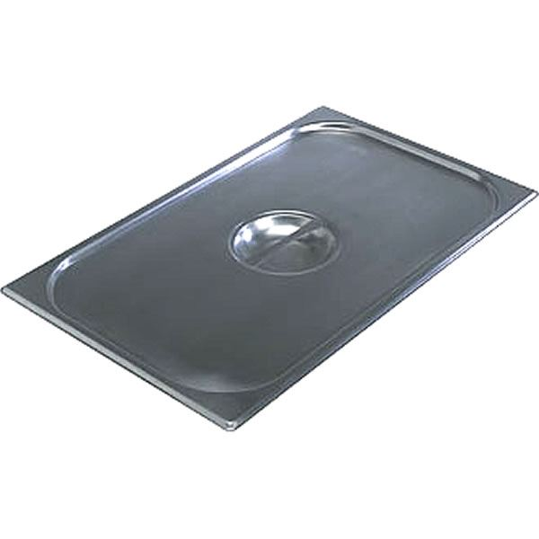 Vogue Stainless Steel Gastronorm Pan Lid
