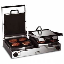 Lincat Lynx 0.6m Double Contact Panini Grill
