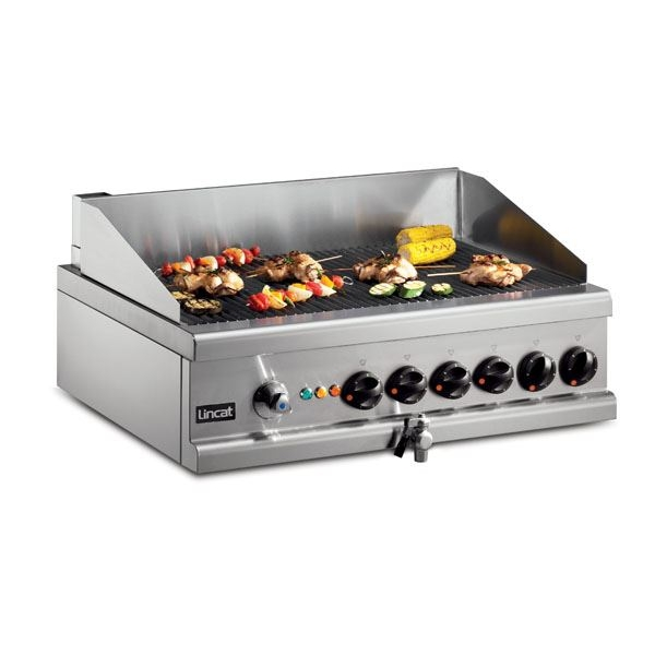 Lincat OE7406 Opus Electric Chargrill