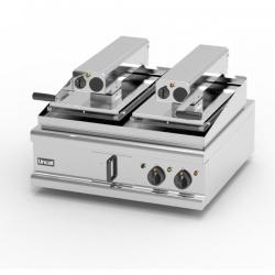 Lincat OE7210 Opus 700 Dual Zone Steel Plate Clam Griddle