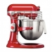 KitchenAid Proferssional Mixer in Empire Red