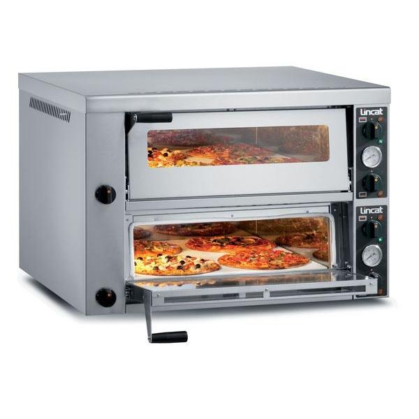 Lincat PO430-2 Premium Range Double Deck Pizza Oven