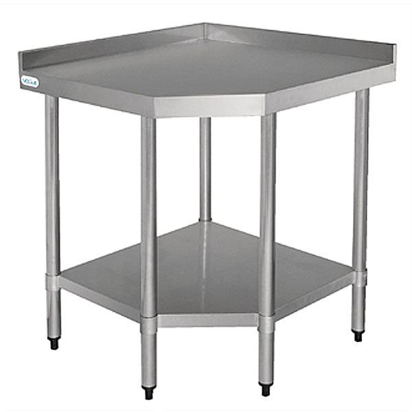 Vogue CB907 Stainless Steel Corner Unit