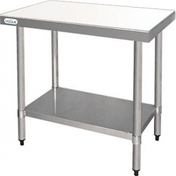Vogue CB911 0.9m Chopping Board Top Table