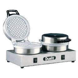 Dualit 74002 Double Waffle Iron