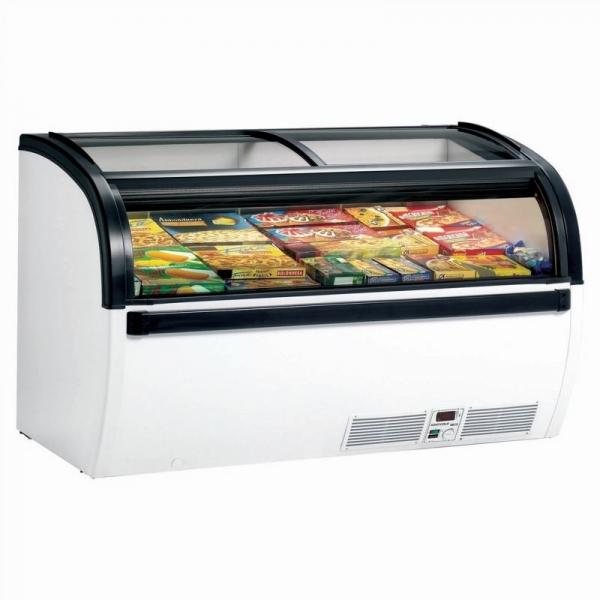 Arcaboa VISION 150S High Vision Freezer Sliding Lid