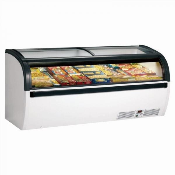 Arcaboa VISION 200S High Vision Freezer Sliding Lid