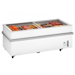 Arcaboa 900CHV 2m Island Display Freezer