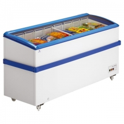 Arcaboa VCL550 Hinged Lid Chest Display Freezer