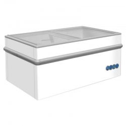 Iarp IF55 Island Display Freezer